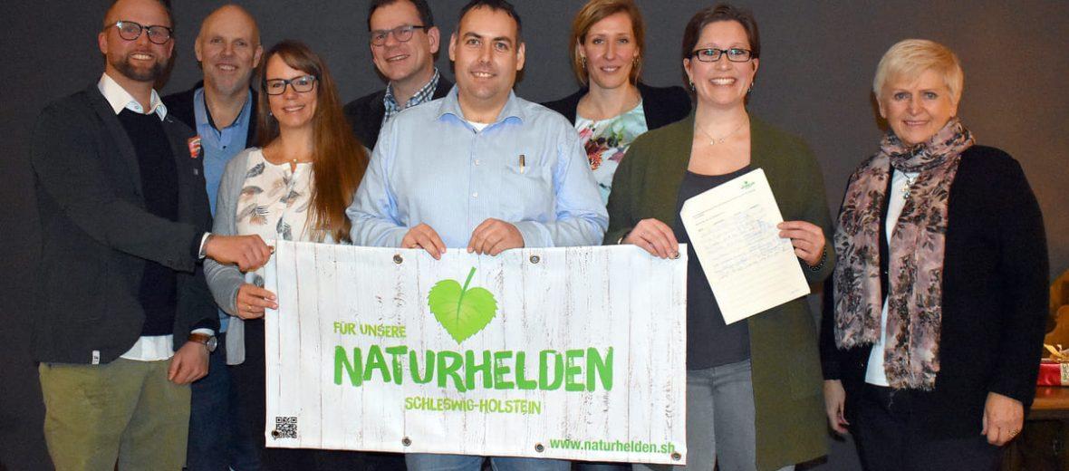 naturhelden Gründungsversammlung Gruppenfoto