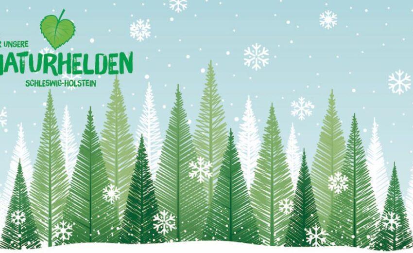 Weihnachtsbäume naturhelden
